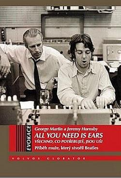 Všechno, co potřebuješ, jsou uši obálka knihy