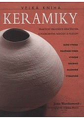 Velká kniha keramiky obálka knihy