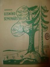 Almanach lesního semenářství