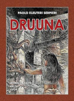 Druuna obálka knihy