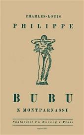Bubu z Montparnassu obálka knihy