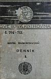 Denník Marie Baškircevové II. svazek