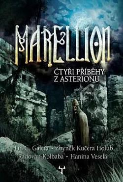 Marellion obálka knihy