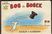 Bob a Bobek - Na letišti obálka knihy