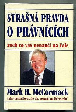 Strašná pravda o právnicích obálka knihy