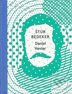 Štúr bedeker obálka knihy