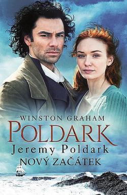 Jeremy Poldark - Nový začátek obálka knihy