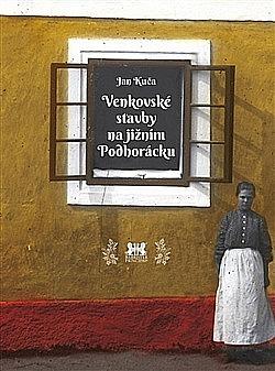 Venkovské stavby na jižním Podhorácku obálka knihy