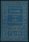 Slovník francouzsko-český a česko-francouzský