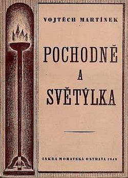 Pochodně a světýlka obálka knihy