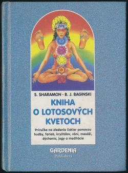 Kniha o lotosových kvetoch obálka knihy