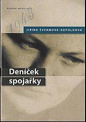 Deníček spojařky obálka knihy