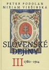 Slovenské dejiny III. obálka knihy