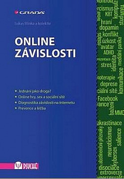 Online závislosti obálka knihy