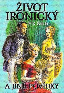 Život ironický a jiné povídky obálka knihy