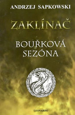 Bouřková sezóna obálka knihy