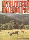 Myslivecký kalendář 1982