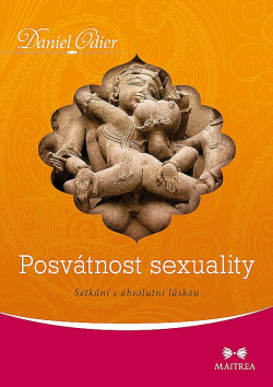 Posvátnost sexuality obálka knihy
