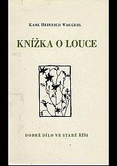 Knížka o louce obálka knihy