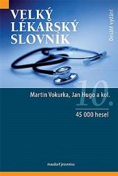 Velký lékařský slovník obálka knihy