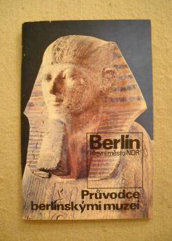 Průvodce berlínskými muzei obálka knihy