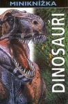 Dinosauři - miniknížka