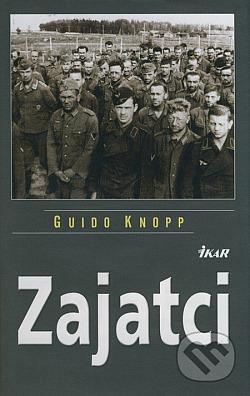 Zajatci obálka knihy
