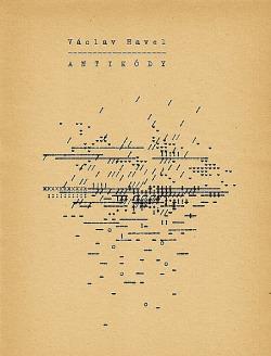 Antikódy obálka knihy