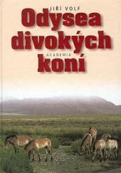 Odysea divokých koní obálka knihy
