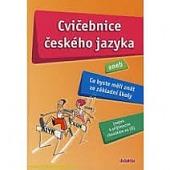 Cvičebnice českého jazyka aneb co byste měli znát ze základní školy obálka knihy