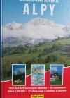 Cestovní kniha Alpy