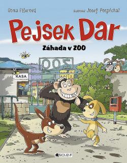 Pejsek Dar - Záhada v ZOO