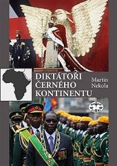 Diktátoři černého kontinentu obálka knihy