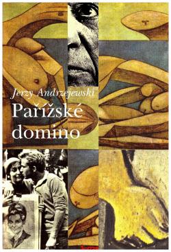 Pařížské domino obálka knihy