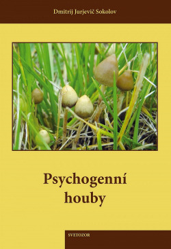 Psychogenní houby obálka knihy