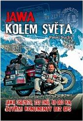 Jawa kolem světa obálka knihy
