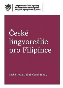 České lingvoreálie pro Filipínce obálka knihy