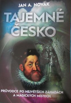 Tajemné Česko obálka knihy