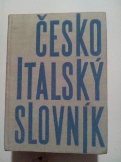 Česko-italský slovník