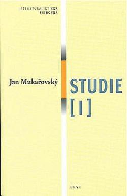Studie I. obálka knihy