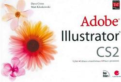 Adobe Illustrator CS2 obálka knihy