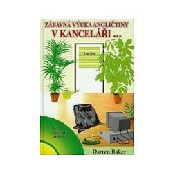 Zábavná výuka angličtiny - V kanceláři obálka knihy