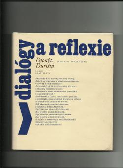 Dialógy a reflexie obálka knihy