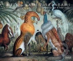 Medzi nami zvieratami obálka knihy