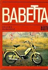 Babetta obálka knihy