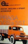 Údržba, obsluha a opravy automobilů Praga V3S a S5T
