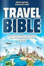Travel bible obálka knihy