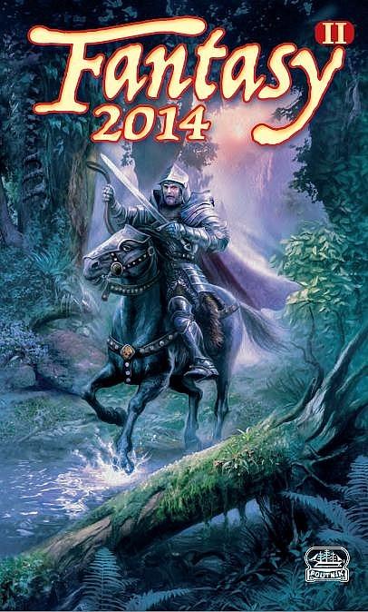 nejlepší fantasy knihy 2014