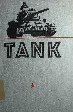 Tank obálka knihy