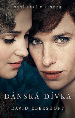 Dánská dívka obálka knihy